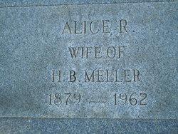 Mary Alice <i>Rothrock</i> Meller