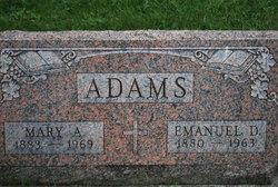 Emanuel David Adams