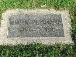 Phillip Malcolm Crombie