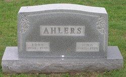 Edna <i>Brase</i> Ahlers