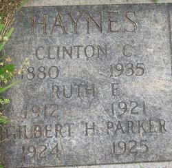 Ruth E Haynes