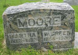 Washington Green Moore