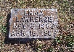 Emma Jane <i>Arner</i> Lawrence