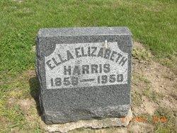 Ella Elizabeth Harris
