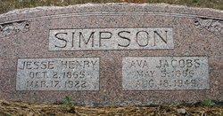 Ava <i>Jacobs</i> Simpson