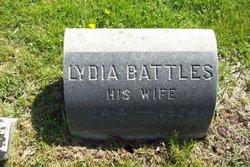 Lydia Elizabeth <i>Battles</i> Bates