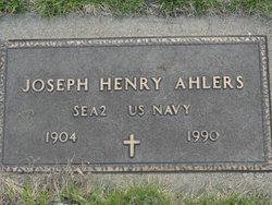 Joseph Henry Ahlers, Jr.