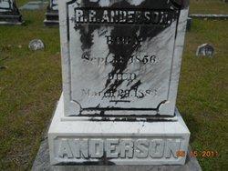 Robert Richard Anderson