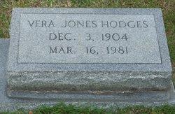 Sara LouVera Vera <i>Jones</i> Hodges
