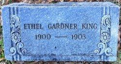 Ethel Gardner King