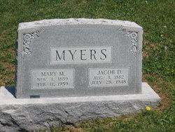 Jacob D Myers
