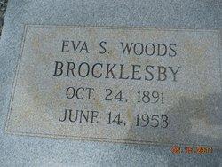 Eva S. <i>Woods</i> Brocklesby