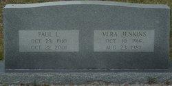 Vera <i>Jenkins</i> Jones