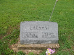 Stella Vivian <i>Rubert</i> Adams
