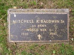 Mitchell R Baldwin