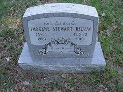 Imogene <i>Stewart</i> Belvin