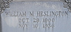 William M. Heslington