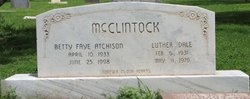 Luther Dale McClintock