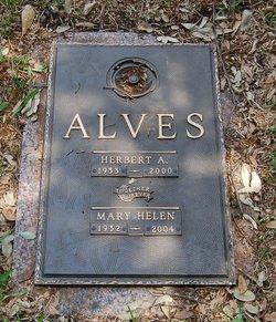 Mary Helen <i>Miller</i> Alves