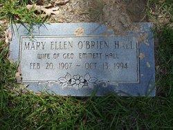 Mary Ellen <i>O'Brien</i> Hall