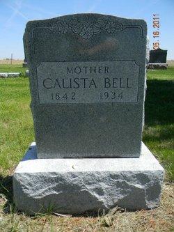 Calista <i>Wilsey</i> Bell