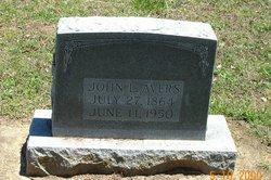 Johann Ludwig John Avers