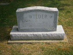 Lillian F. <i>Curry</i> Wilder