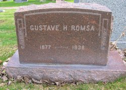 Gustave Henry Gus Romsa