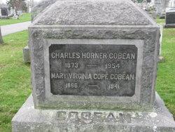 Mary Virginia <i>Cope</i> Cobean
