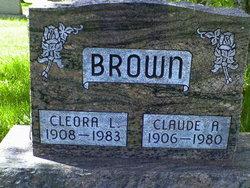 Cleora Luella Brown