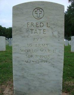 Fred L Tate
