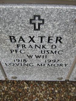 Frank D Baxter