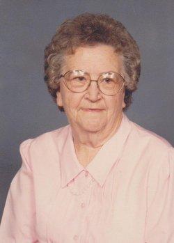 Gertrude Mae <i>Burks</i> Bickerstaff
