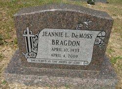 Jeannie L. <i>DeMoss</i> Bragdon