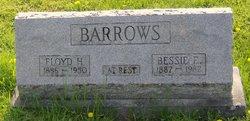 Bessie Edith <i>Bush</i> Barrows