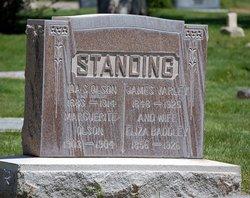 Ida Baddley <i>Standing</i> Olsen