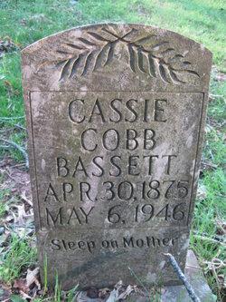 Cassie <i>Cobb</i> Bassett