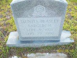 Jaunita <i>Beasley</i> Bargeron