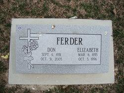 Elizabeth Ferder
