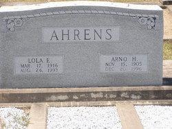 Arno Hugo Ahrens