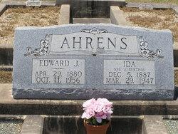Edward Jessie Eddie Ahrens