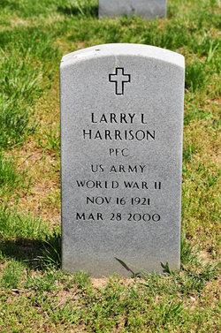 Larry L Harrison