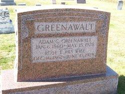 Adam C Greenawalt