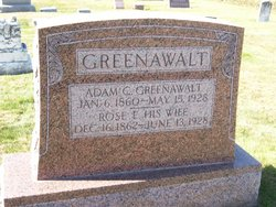 Rose E. Greenawalt