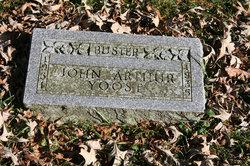 John Arthur Buster Yoost