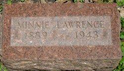 Minnie Lawrence