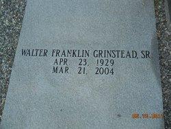 Walter Franklin Frank Grinstead