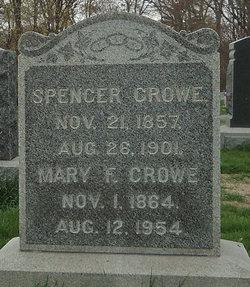 Mary Frances <i>Vinal</i> Crowe
