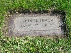 John Henry Behan