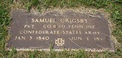 Samuel Grigsby